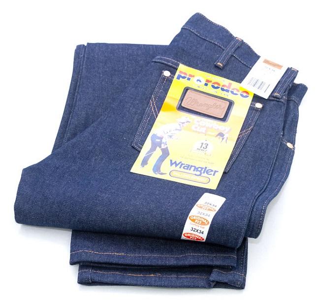 джинсы Wrangler rigid 13 mwz original fit